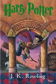 capa livro Harry Potter