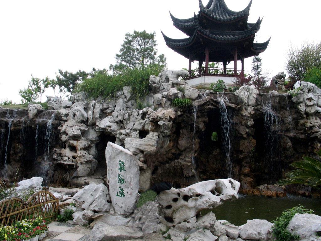 Suzhou China  city photo : Suzhou Gardens Suzhou in China Architecture and House Styles