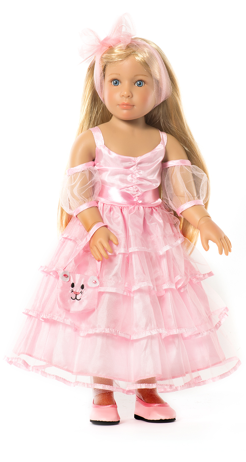 Kidz n Cats 2015 doll Princess in Pink (blonde)