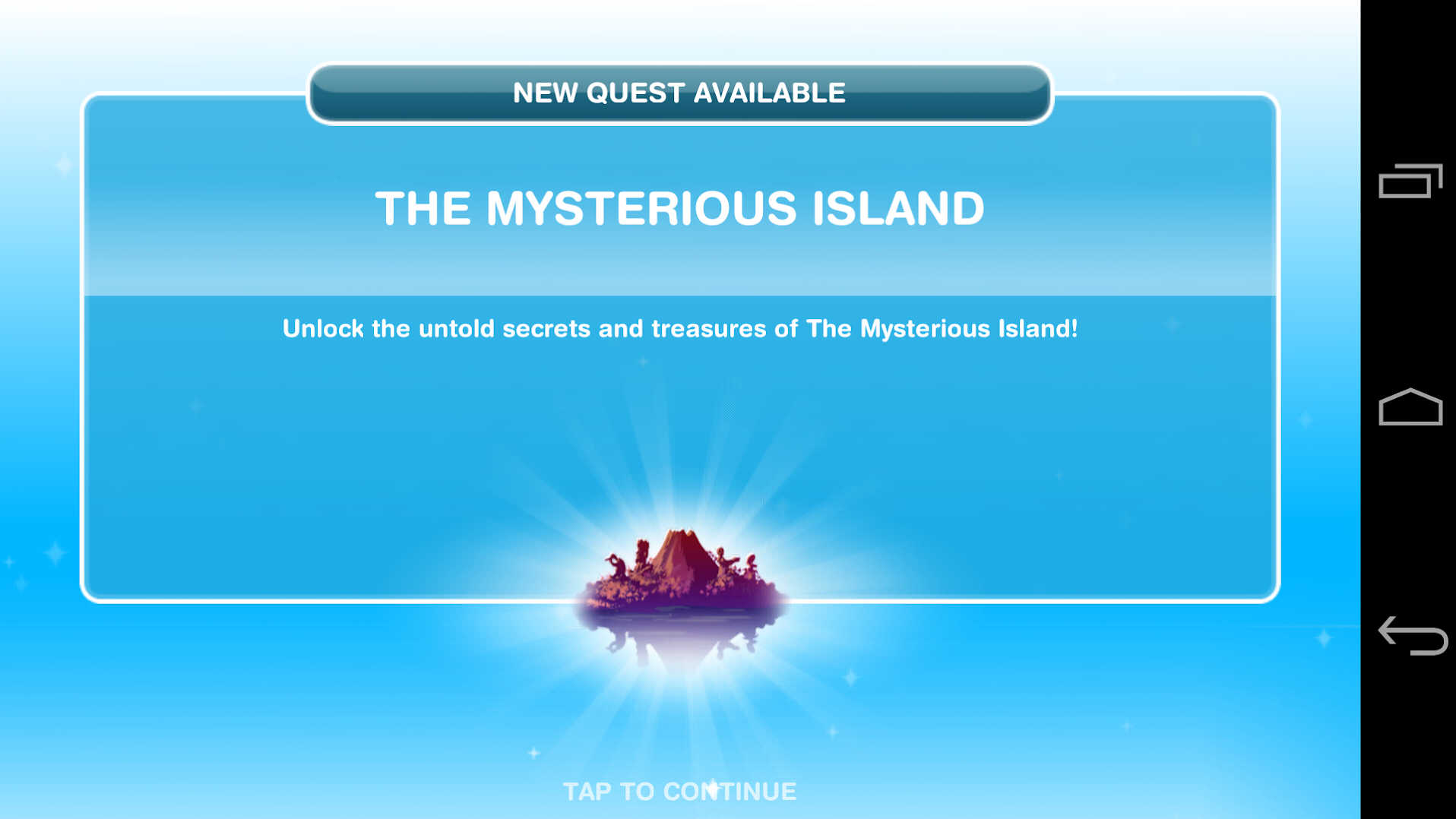 Sims FreePlay Sims Freeplay The Mysterious Island Quest