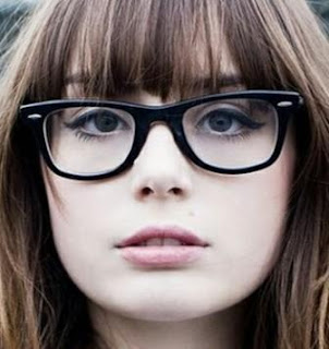 maquillaje anteojos