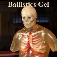 Ballistics test Dummies