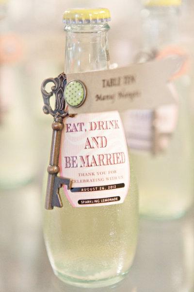 detalles para bodas vintage