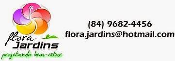 Flora Jardins em Apodi (84) 9682-4456
