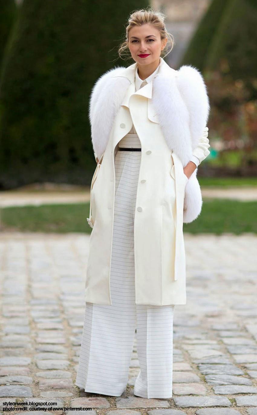 Paris Fashion Week Autumn-Winter 2014 Street Style Ideas Part 9