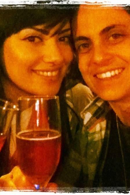 Thammy Gretchen e sua namorada (Foto: Reprodução)