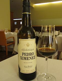 Urbina vinos blog hidalgo pedro ximenez - Vino de pedro ximenez para cocinar ...
