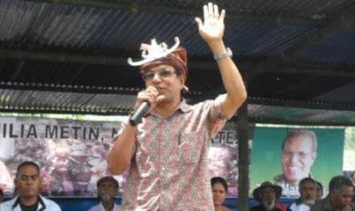 "Timor-Leste - Taur: ""Hau Mai Hamotuk Servi Timor Forte no Riku"""