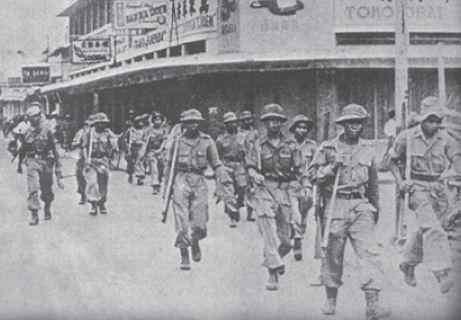 Pemberontakan APRA (Angkatan Perang Ratu Adil) tahun 1950 di Bandung