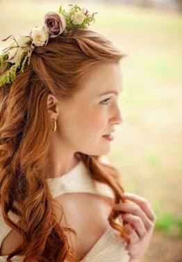 Peinados de novia con diadema Las propuestas más elegantes  - Peinados Con Corona Para Novias