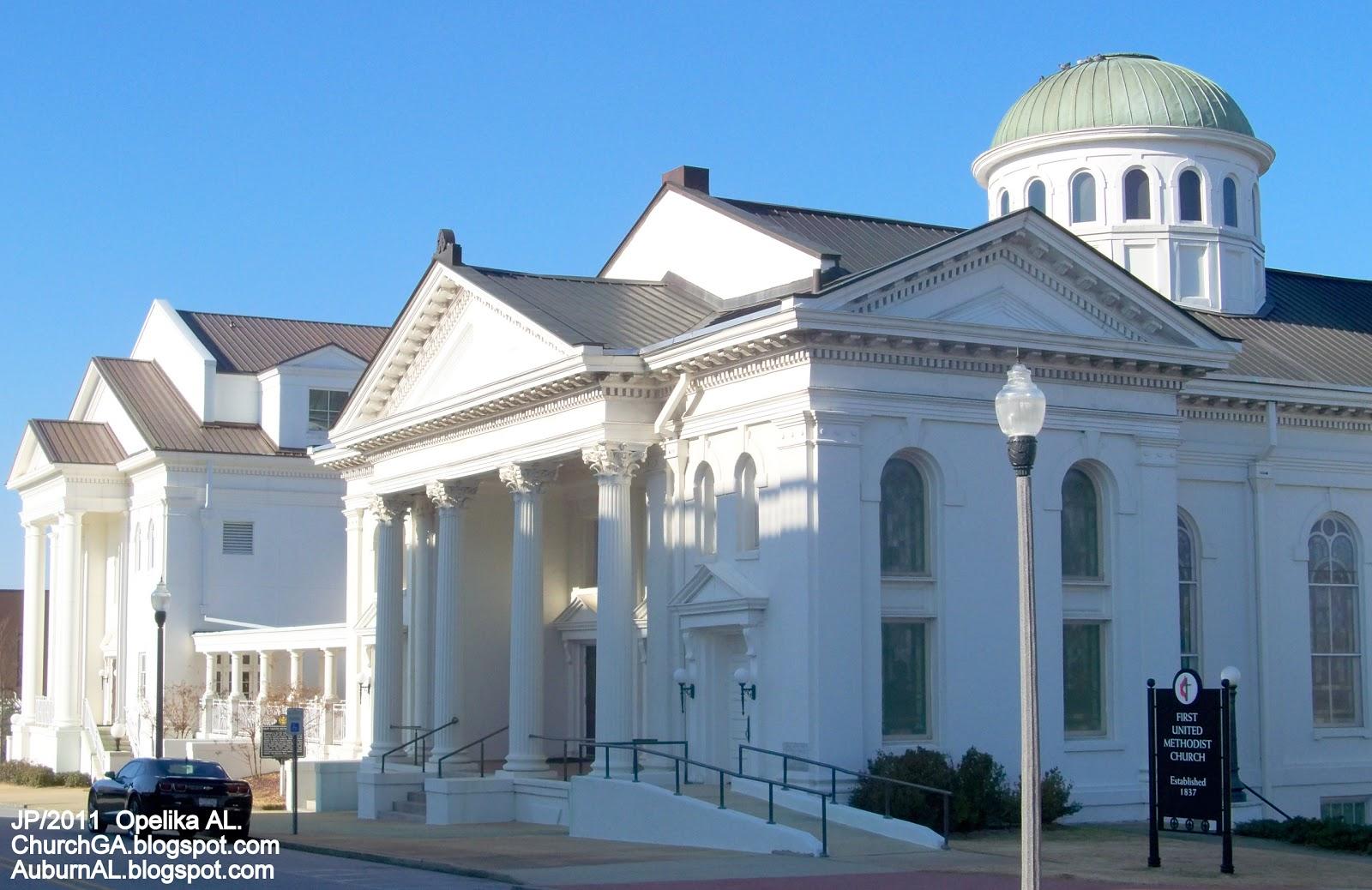 Alabama lee county salem - Methodist Church First United Opelika Alabama First United Methodist Church Lee County Opelika Al