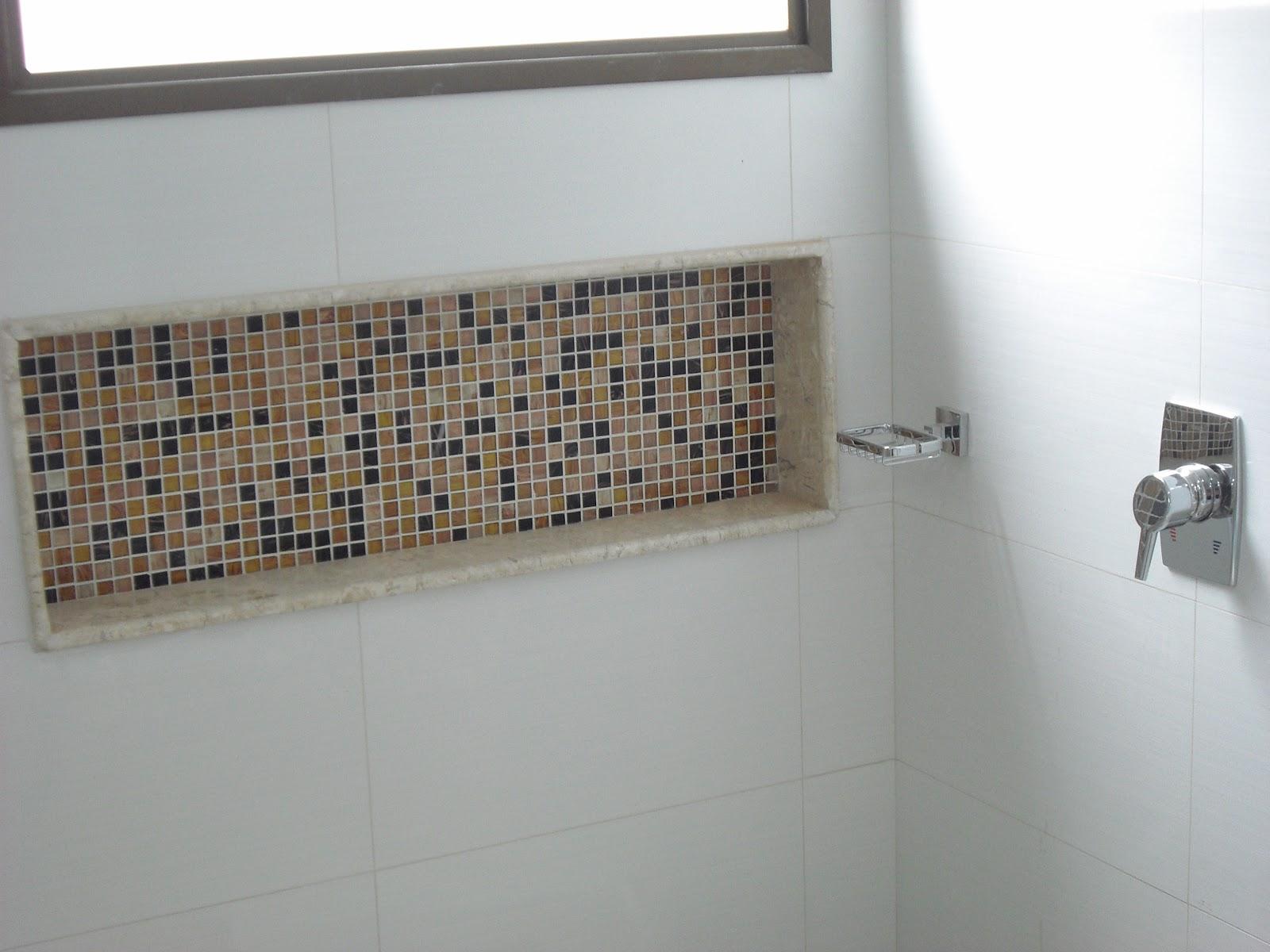 Cristal Móveis e Granitos (67) 3247 5366: Banheiro em Mármore  #654D3B 1600 1200