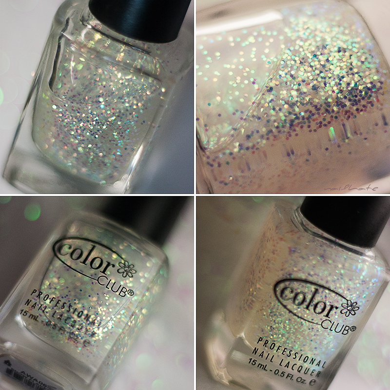 "Color Club ""Snow flakes"""