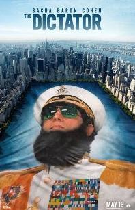 The Dictator 2012 film