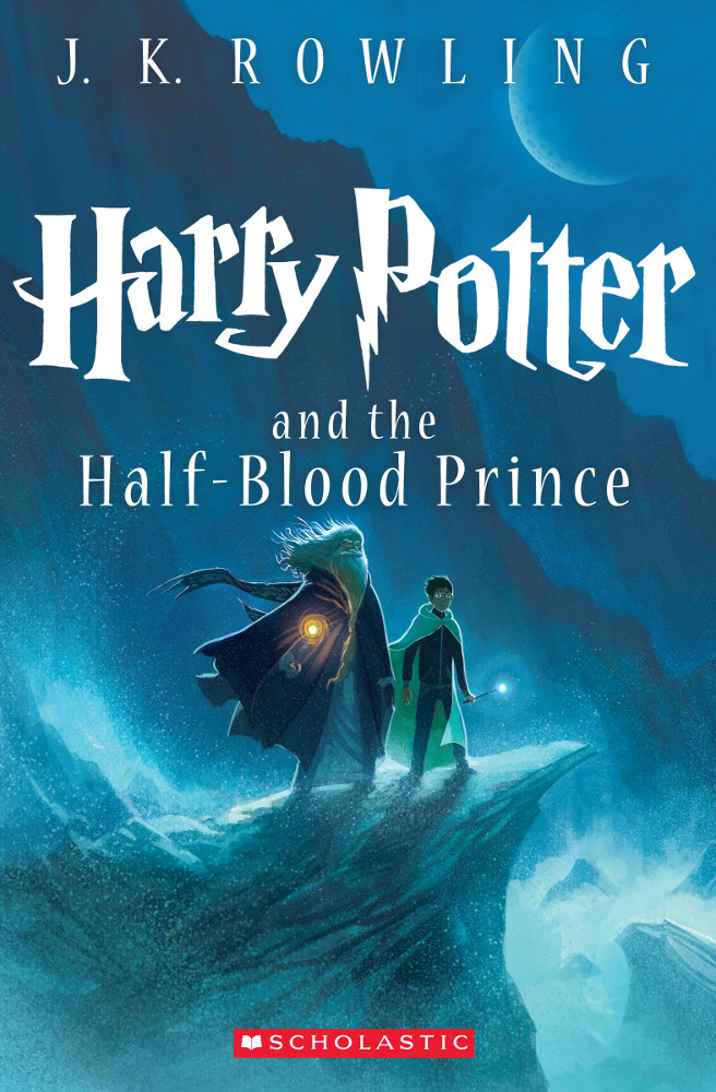 harry potter and the half blood prince book report