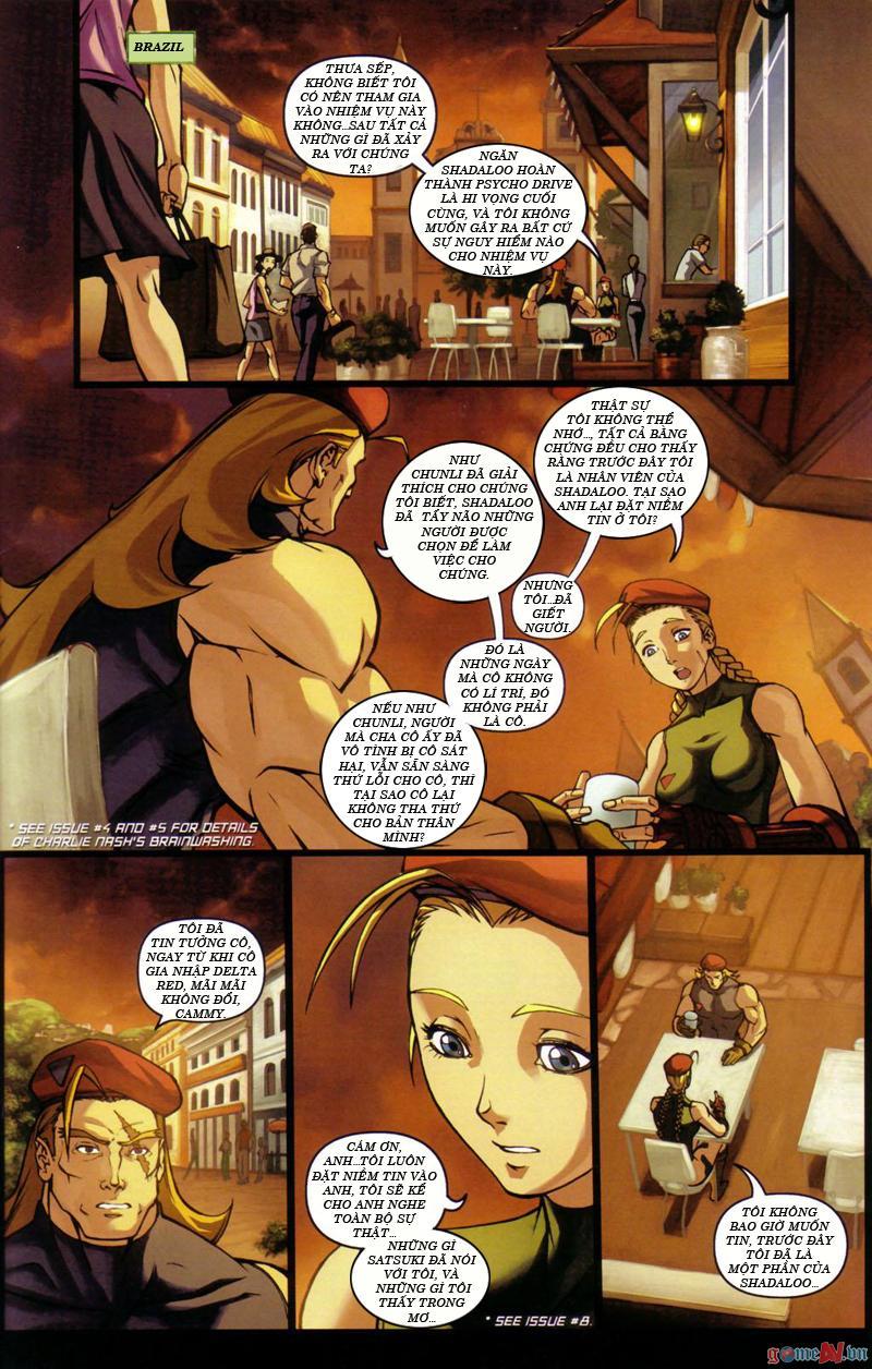 Street Fighter chap 12 - Trang 2