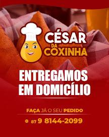 César da coxinha.