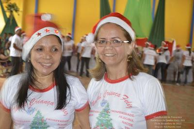 campanha natal criança feliz
