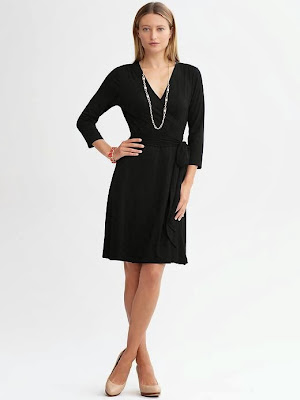 siyah v yaka elbise , 2014 elbise modelleri