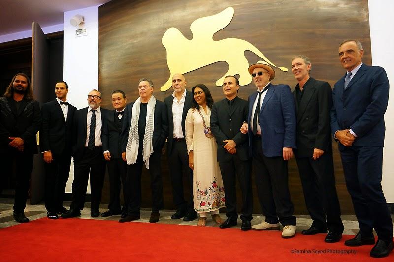 Amos Gitai, Mira Nair, Warwich Thornton, Hector Babenco, Bahman Ghobadi, Hideo Nakata, Álex de la Iglesia, Alberto Barbera,