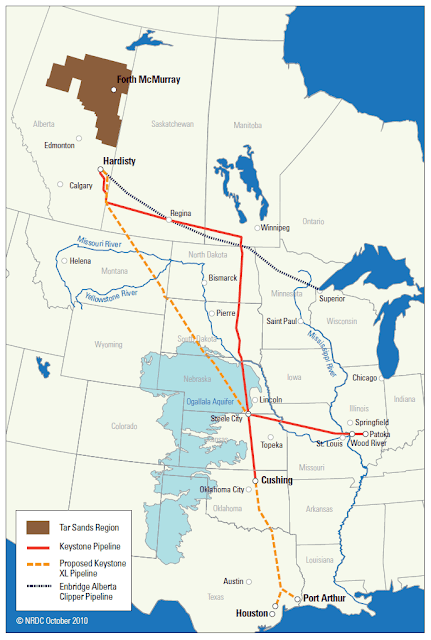 a look at the keystone pipeline (cnn) — president donald trump's administration officially issued a permit on friday that approves construction of the keystone xl pipeline, fulfilling a campaign promise to complete the controversial oil pipeline here's a look at what's up with the pipeline and what lies ahead for its.