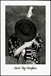 Hermano Stevie, vives en el corazòn y la mente de quienes amamos tu musica