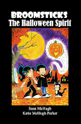 Available October 1The Halloween Spiritthe second in the Broomsticks .
