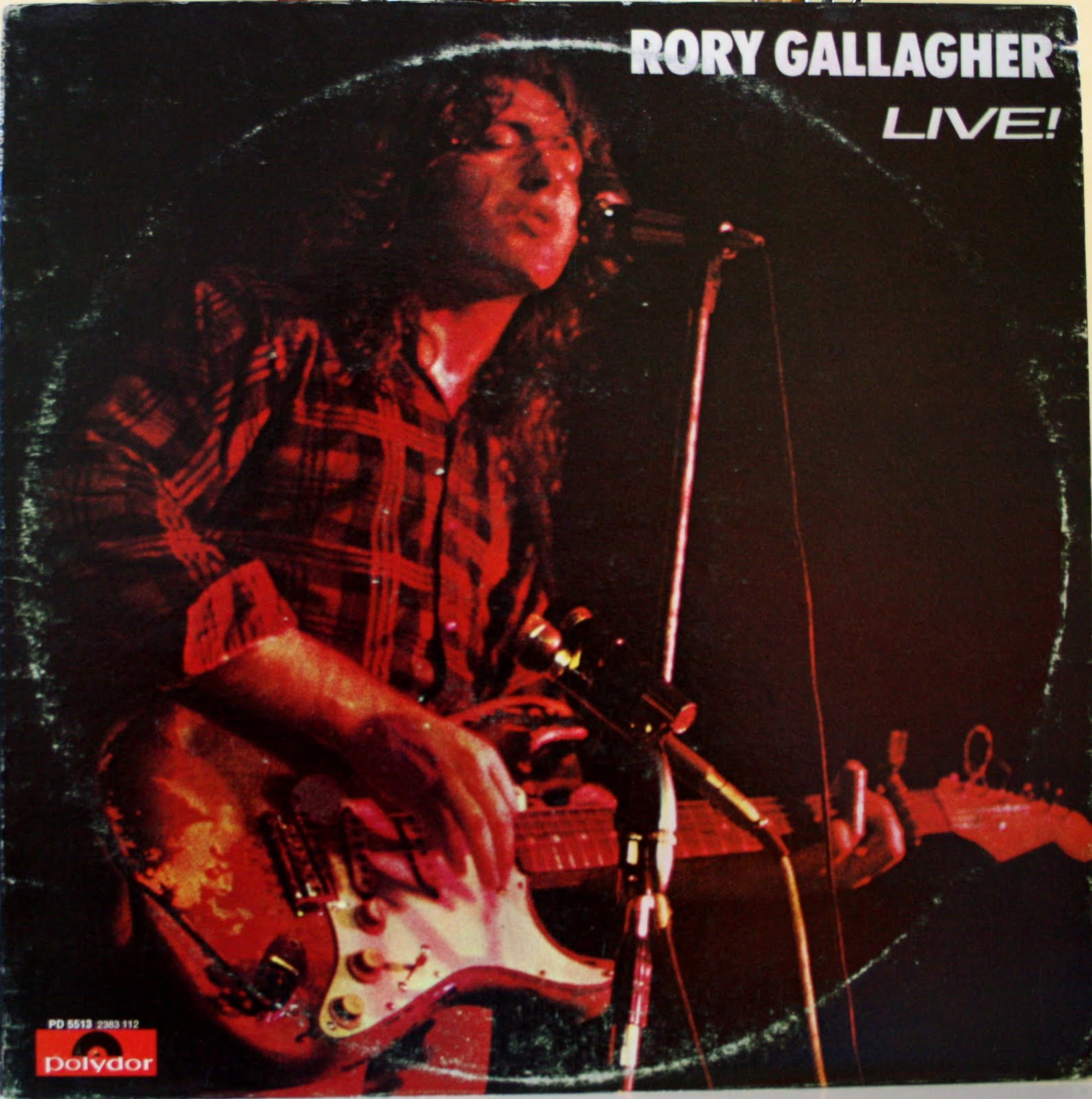 My Music Collection Rory Gallagher