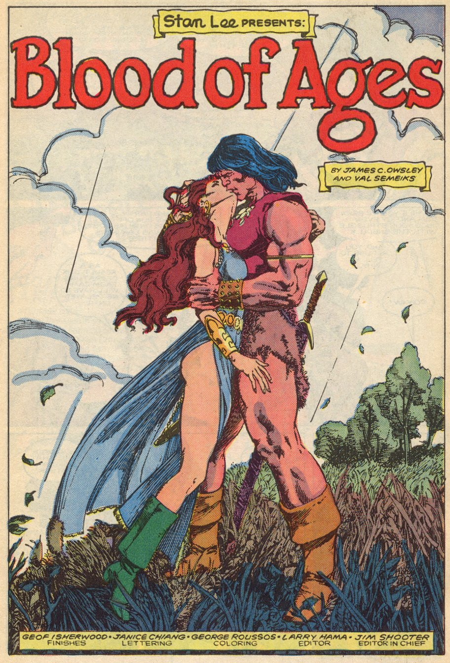 Conan the Barbarian (1970) Issue #195 #207 - English 6