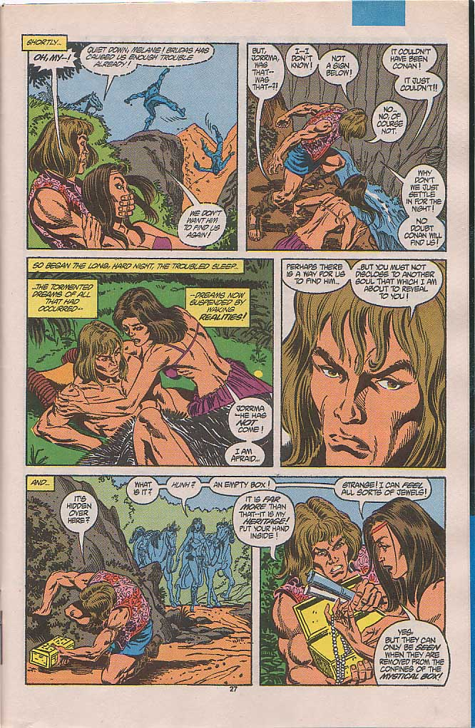 Conan the Barbarian (1970) Issue #238 #250 - English 21