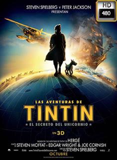 Las aventuras de Tintin: El secreto del Unicornio (2011)