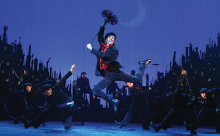Slideshow Mary5 01 Mary Poppins at the PPAC, RI  The Review