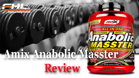 Amix Anabolic Masster мнения