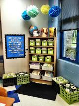 Classroom Reading Corner Decorating Ideas