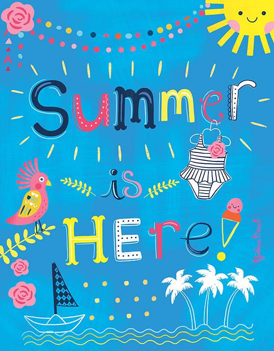 Julissa Mora: Happy SUMMER!