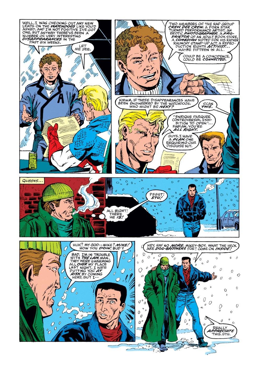 Captain America (1968) Issue #386 #319 - English 10