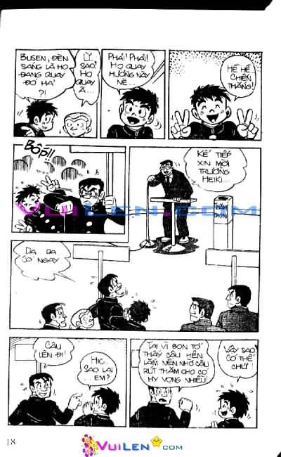 Jindodinho - Đường Dẫn Đến Khung Thành III  Tập 8 page 18 Congtruyen24h
