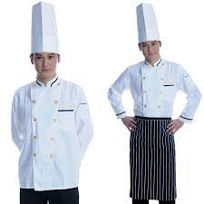Vestimenta de un cocinero