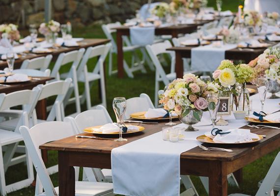 vintage weddings reception ideas