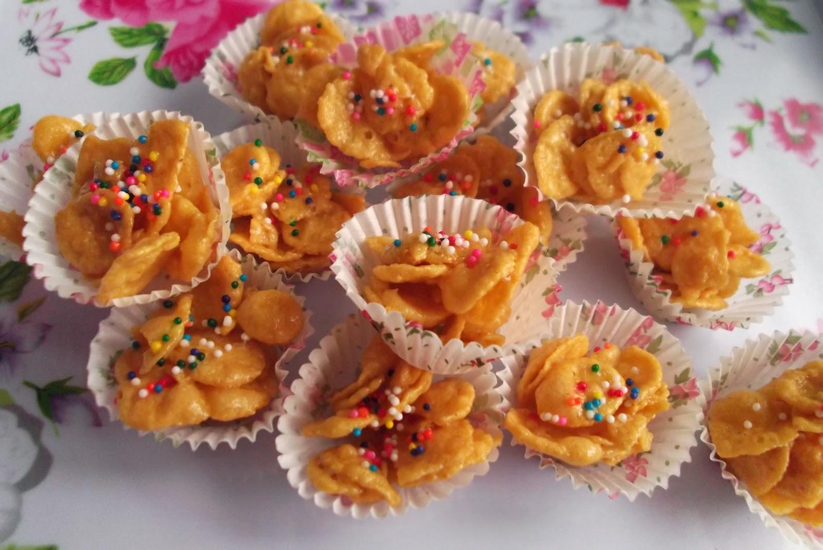 Cornflakes Madu Peanut Butter