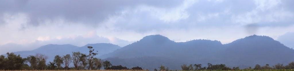 Minahasa Highland of North Sulawesi