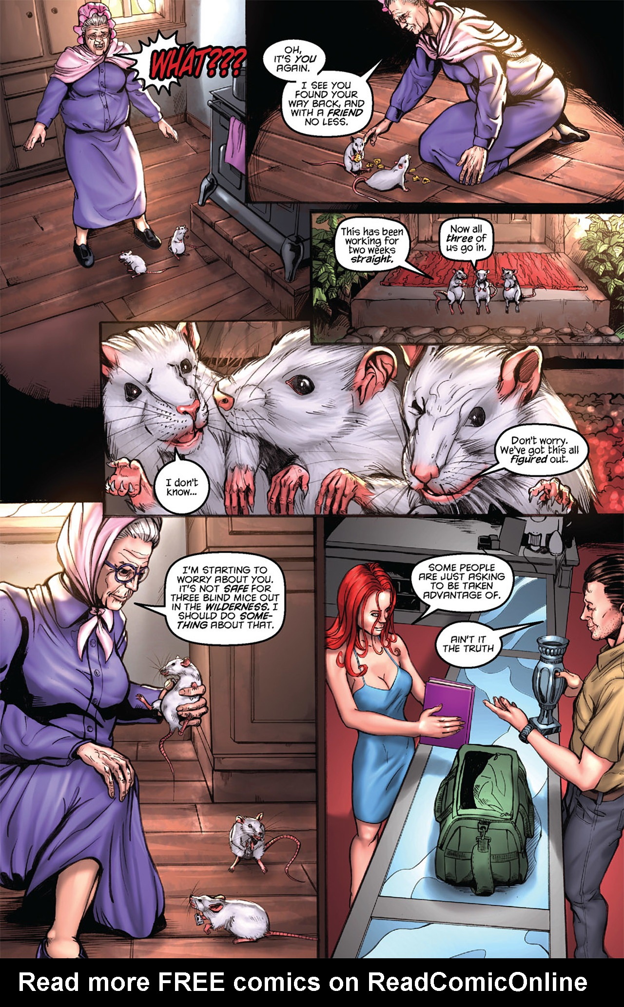Grimm Fairy Tales (2005) Issue #27 #30 - English 13