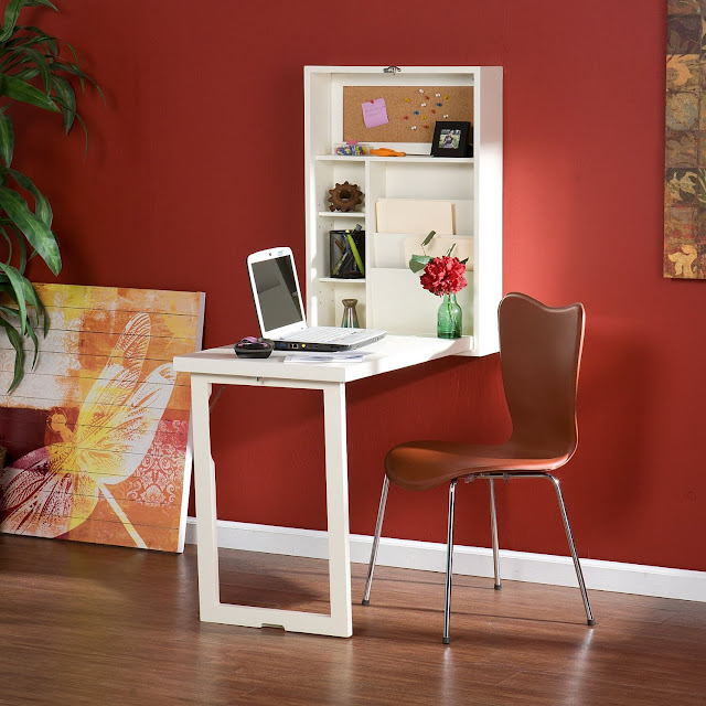 Fold Out Convertible Table