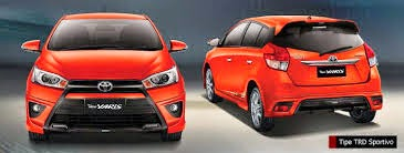 Toyota All New Yaris