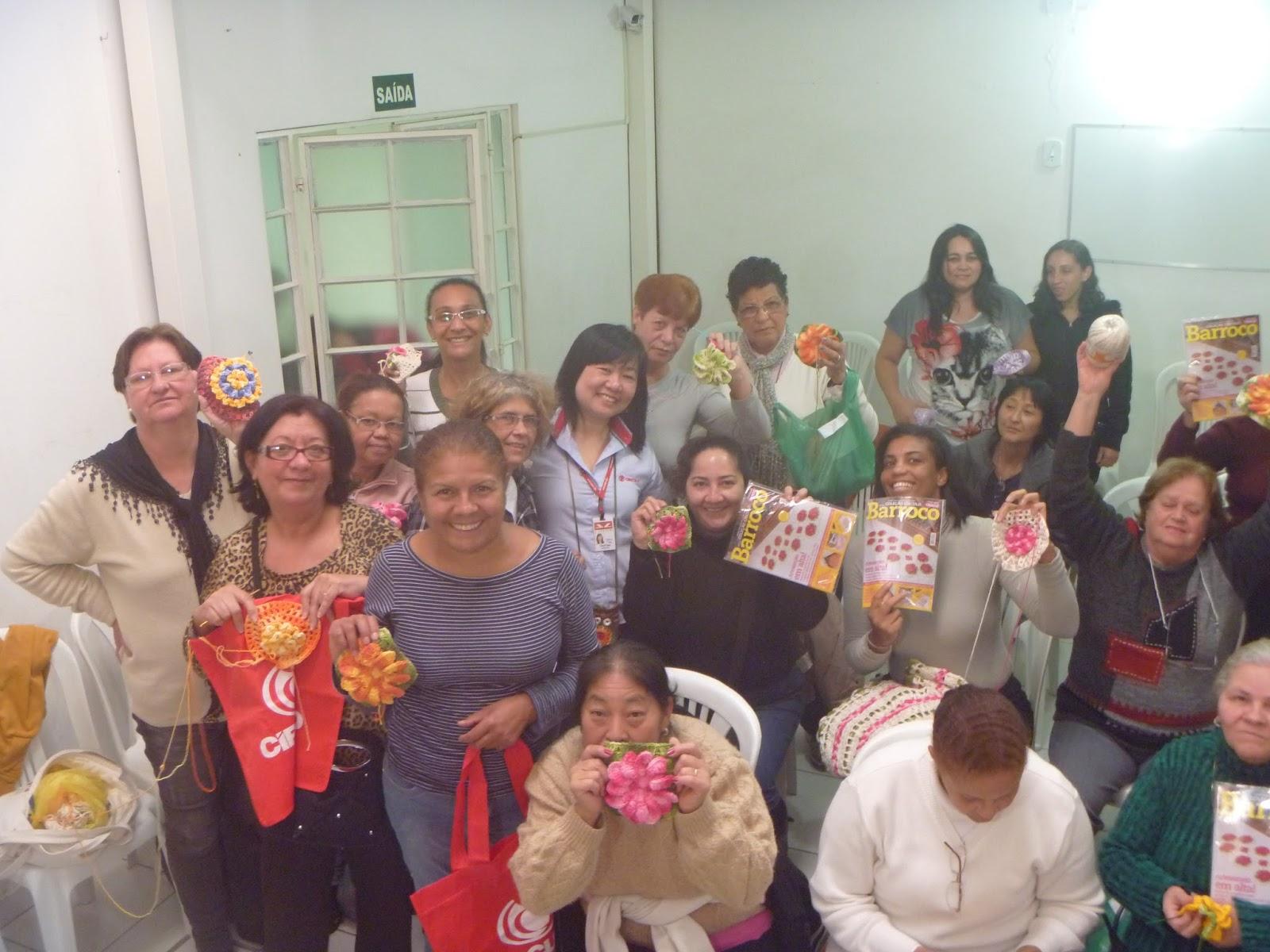 Armario Para Lavanderia Casas Bahia ~ Cristina Luriko WORKSHOP IMPERIAL ARTESANATOS SANTO AMARO SP 16 08 2013