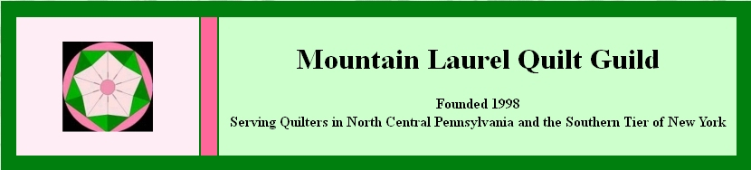 Mountain Laurel Quilt Guild
