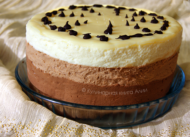 как приготовить десерт из шоколада и желатина