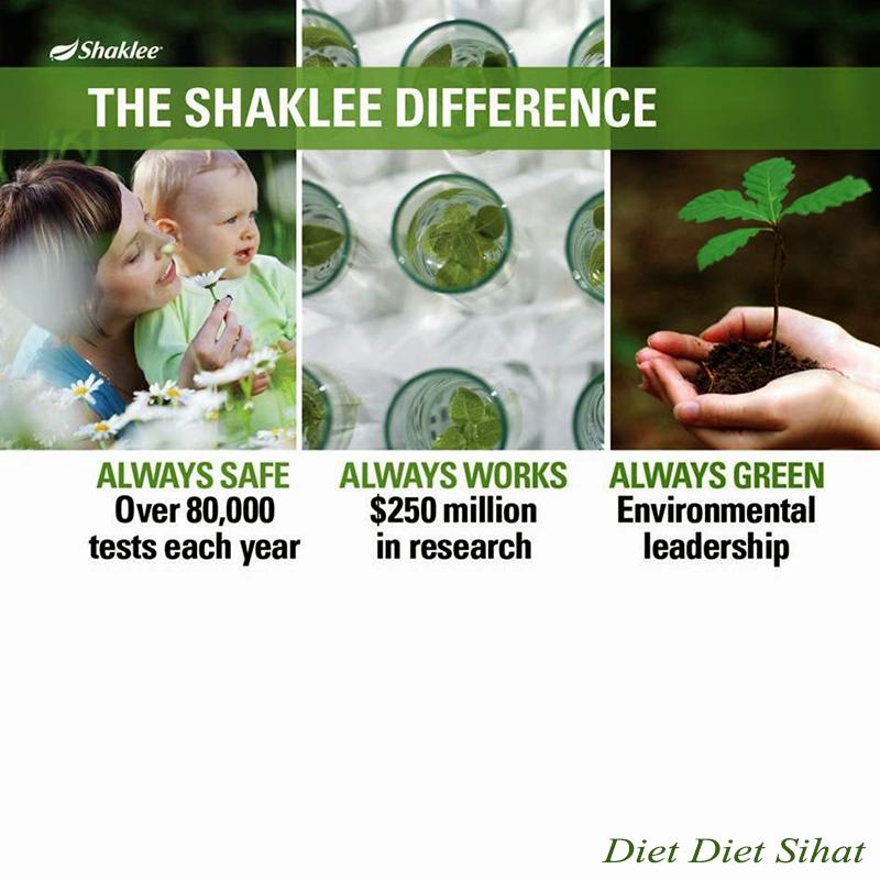 makan shaklee