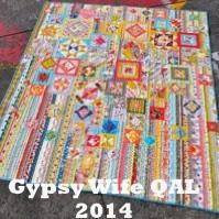 Gypsy Wife QAL