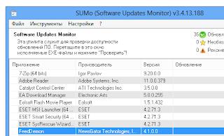 SUMo 3.4.15